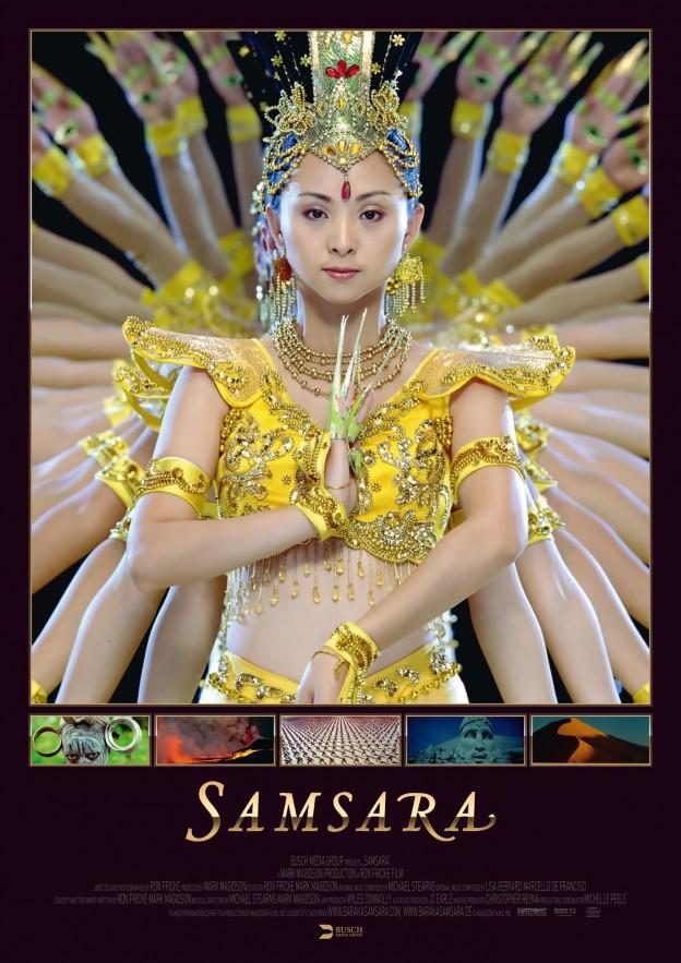 Samsara film okładka