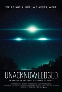Unacknowledged film netflix