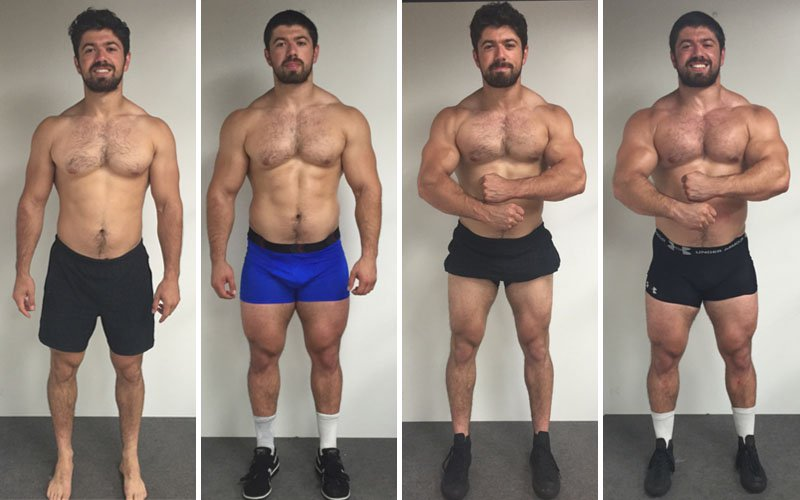 wysoki poziom testosteronu