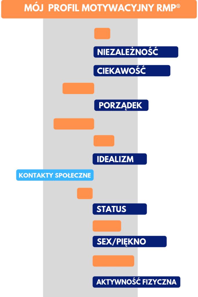 PROFIL MOTYWACYJNY RMP motywacja wewnętrzna