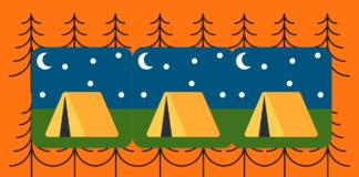 zegar biologiczny lepszy sen pod namiotem okulary blokujące niebieskie światło