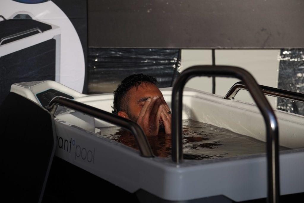 biohaker wim hof kąpiele lodowe