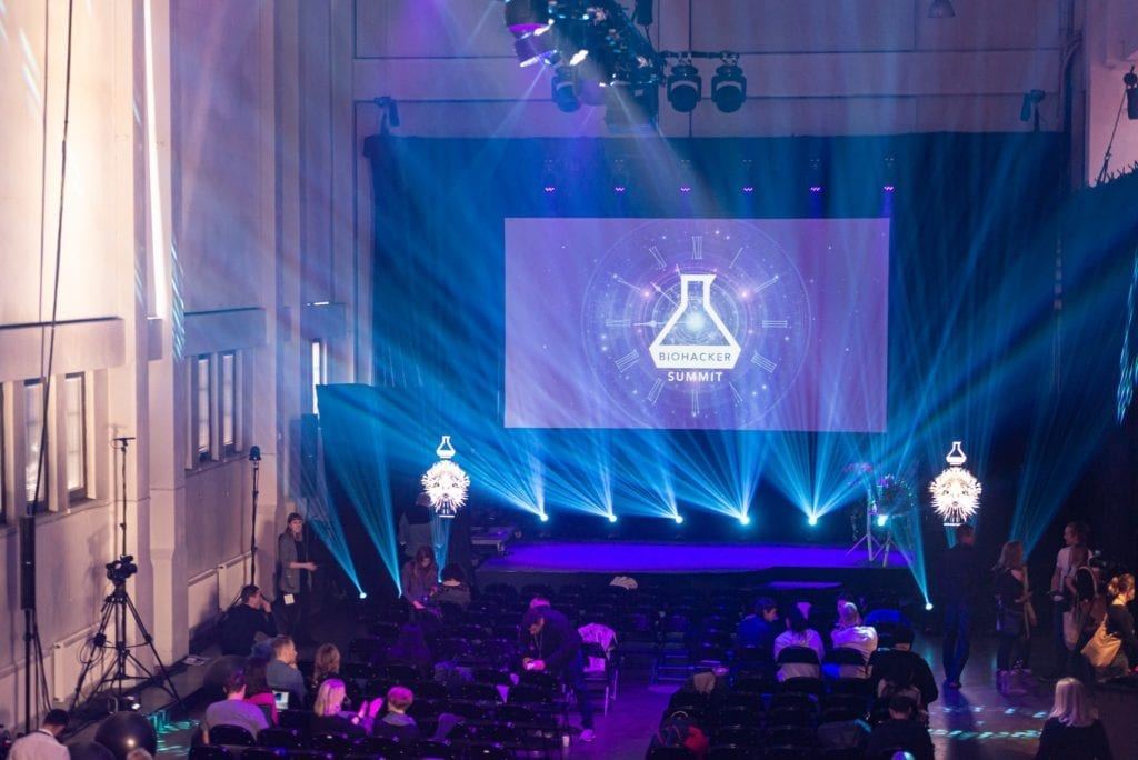 biohacker summit 2019
