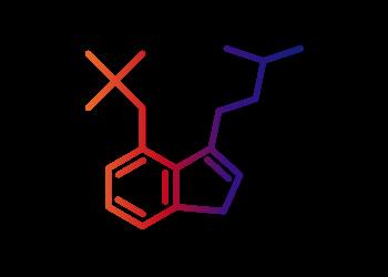 psylocybina cząsteczka
