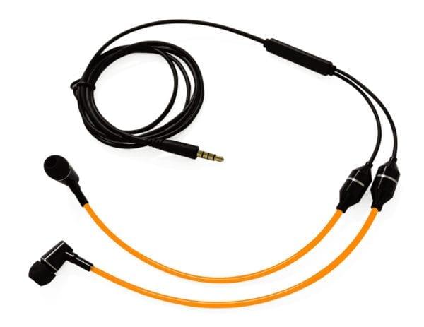 słuchawki bez EMF