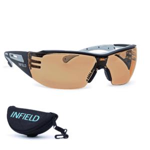okulary do komputera Infield blokujące niebieskie światło